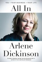 All In Paperback  by Arlene Dickinson
