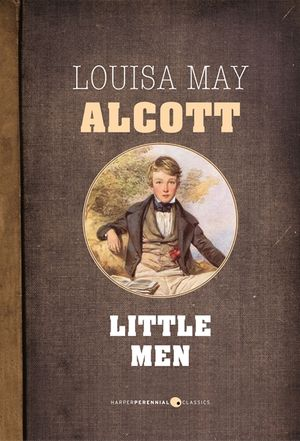 Little Men book image