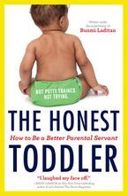 The Honest Toddler eBook  by Bunmi Laditan