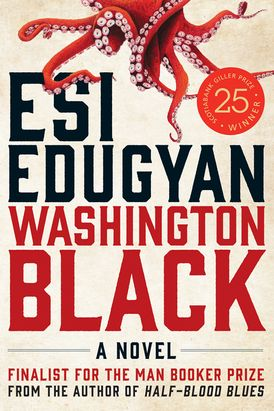 #readharder2019: Washington Black