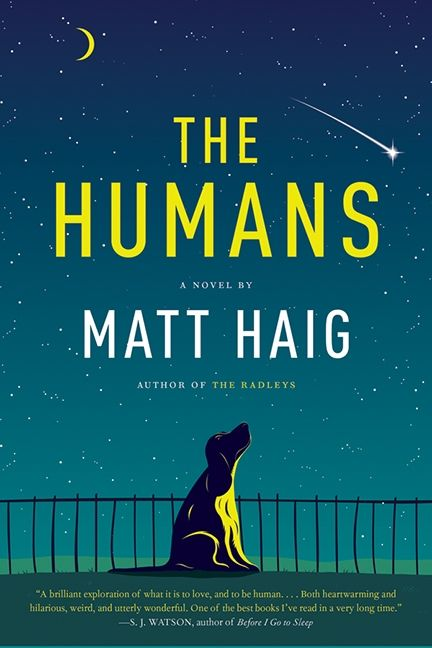 The Humans Matt Haig Paperback