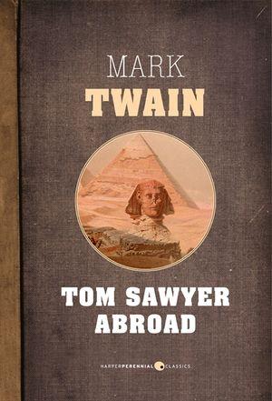 Tom Sawyer Abroad book image