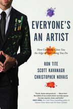Everyone's An Artist (or At Least They Should Be) Hardcover  by Ron Tite