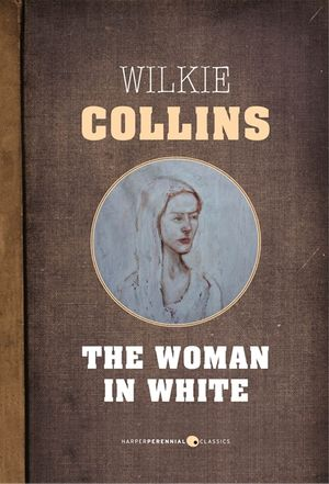 The Woman In White book image