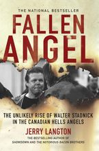 Fallen Angel Paperback  by Jerry Langton