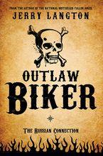 Outlaw Biker Paperback  by Jerry Langton