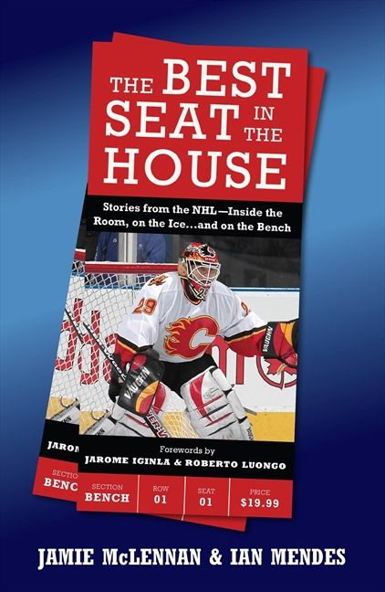 The Best Seat In The House Jamie Mclennan Paperback