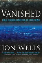 Vanished Paperback  by Jon Wells