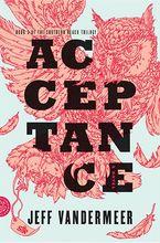 Acceptance Paperback  by Jeff VanderMeer