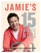 15 Minute Meals Hardcover  by Jamie Oliver