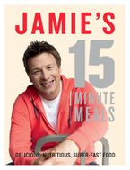 15 Minute Meals Paperback  by Jamie Oliver