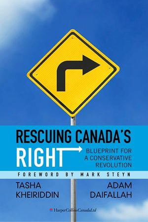 Rescuing Canada's Right book image