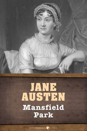 Mansfield Park book image