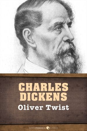 Oliver Twist book image