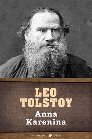 Anna Karenina book image