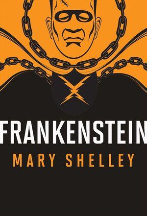 Frankenstein book image