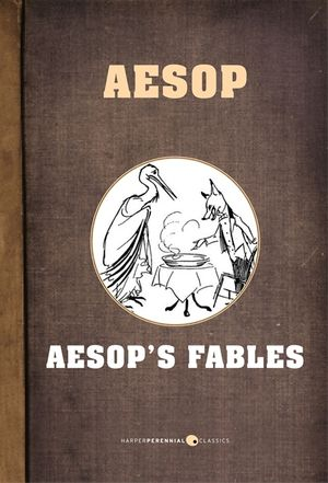 Aesop's Fables book image
