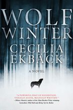 Wolf Winter Paperback  by Cecilia Ekbäck