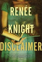 Disclaimer Paperback  by Renée Knight