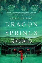 Dragon Springs Road Paperback  by Janie Chang