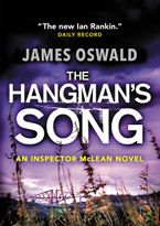 The Hangman's Song Paperback  by James Oswald
