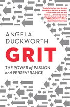Grit Hardcover  by Angela Duckworth