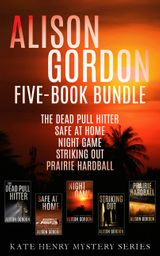 Alison Gordon Five-Book Bundle
