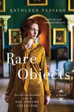 Rare Objects Paperback  by Kathleen Tessaro