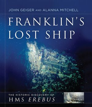 Franklin's Lost Ship book image