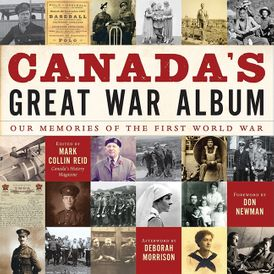 Canada's Great War Album Low Price Edition