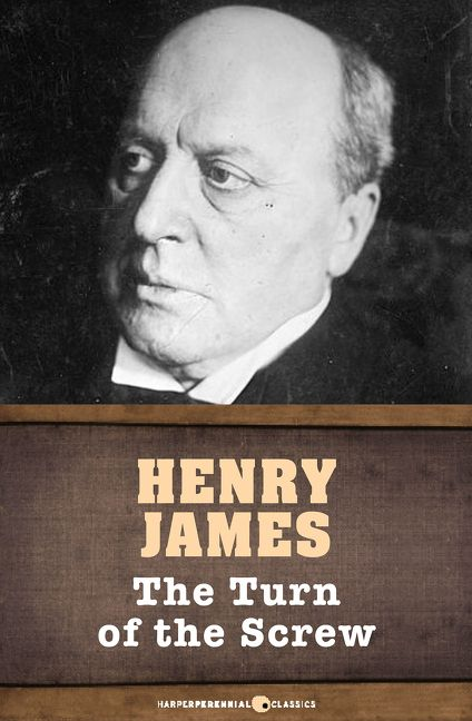 The Turn of the Screw - Henry James - E-book