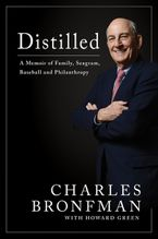Distilled Hardcover  by Charles Bronfman
