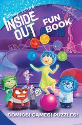 Disney*Pixar's Inside Out Fun Book