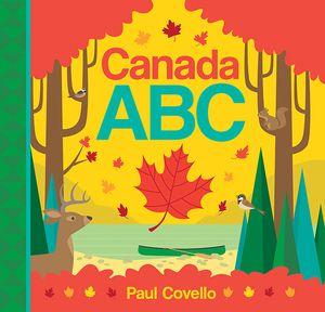 Canada ABC book image