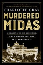 Murdered Midas Hardcover  by Charlotte Gray
