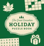 The Great Canadian Holiday Puzzle Book Paperback  by Collins