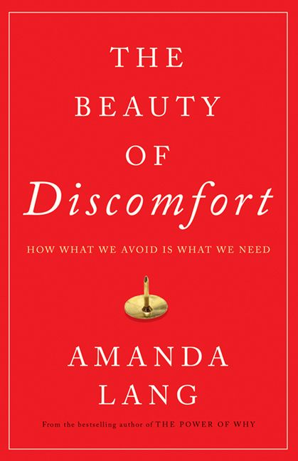 the beauty of discomfort amanda lang hardcover