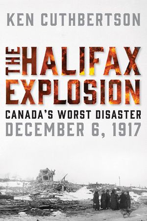The Halifax Explosion book image