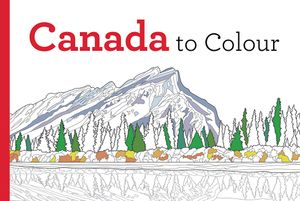 Canada to Colour book image