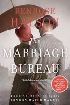 The Marriage Bureau Paperback  by Penrose Halson