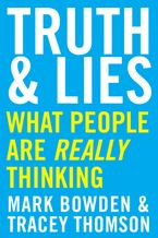 Truth and Lies Paperback  by Mark Bowden