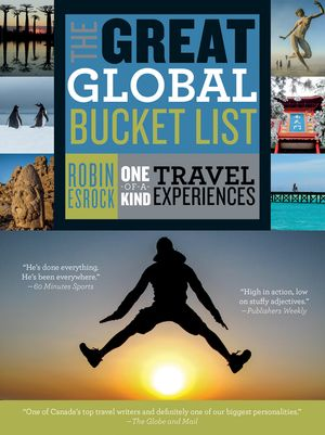 The Great Global Bucket List book image