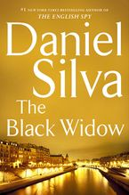 The Black Widow Hardcover  by Daniel Silva