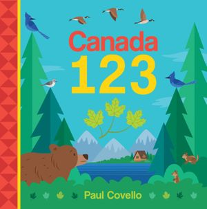 Canada 123 book image