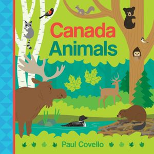 Canada Animals book image