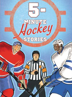 5-Minute Hockey Stories book image