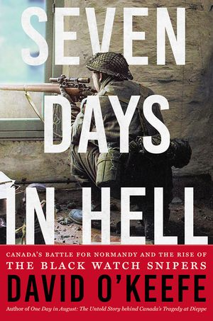Seven Days in Hell book image