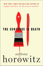 The Sentence is Death Paperback  by Anthony Horowitz