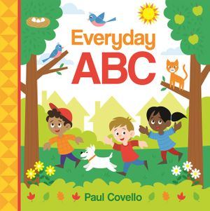 Everyday ABC book image
