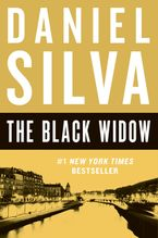 The Black Widow Paperback  by Daniel Silva